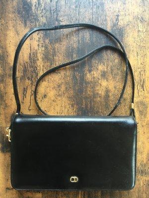 Christian Dior Vintage Handtasche aus Leder