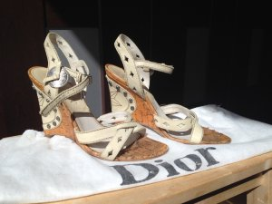 Christian Dior Wedges Blogger Style Sandalen