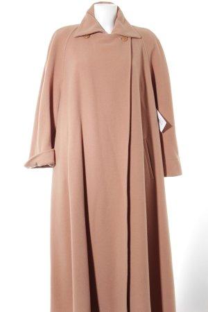 Christian Dior Wollen jas abrikoos elegant