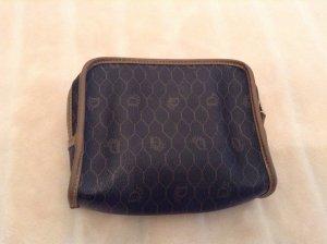 Christian Dior Mini Bag anthracite-light brown