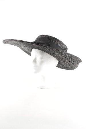 Christian Lacroix Chapeau de soleil noir Look de plage