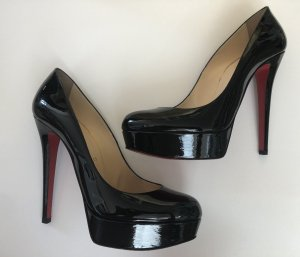 Christian Louboutin Bianca Lackleder Pumps