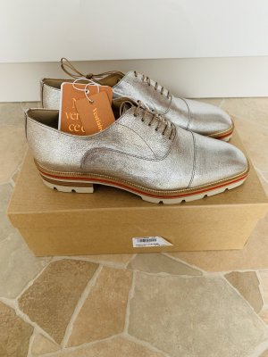 Christian Louboutin Oxfords silver-colored