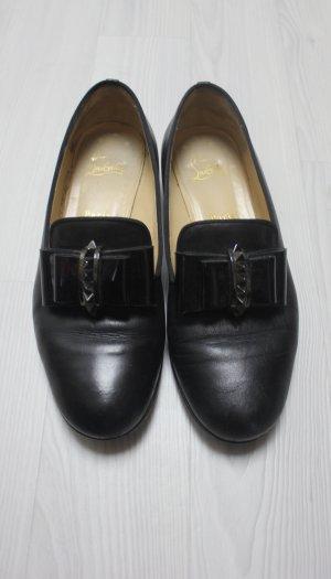 Christian Louboutin Flats Schuhe Nieten Gr 40,5