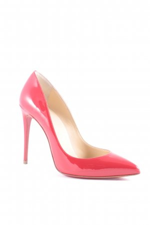 "Christian Louboutin High Heels ""Pigalle Follies 100"" rot"