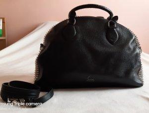 Christian Louboutin Lederhandtasche mit Nieten
