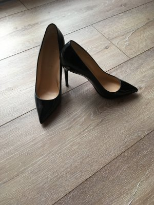 Christian Louboutin High Heels black leather