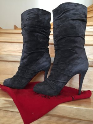 Christian Louboutin Booties anthracite