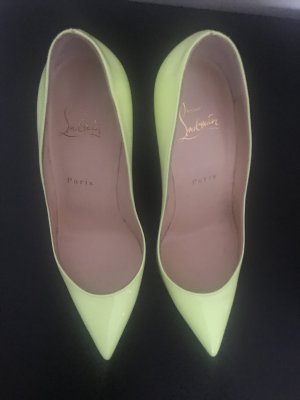 Christian LOUBOUTIN Pumps Gr.37 1/2