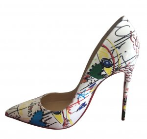 Christian Louboutin Pumps So Kate weiss