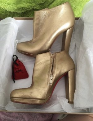"Christian Louboutin ""Rock and Gold"""