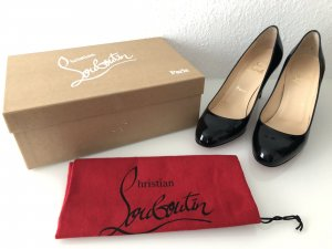 Christian Louboutin Simple Pump black 37,5