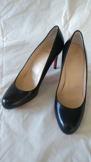 Christian Louboutin Simple Pump Nappa Shiny
