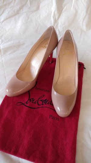 Christian Louboutin Simple Pump Patent