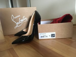 "Christian Louboutin - ""So Kate"" schwarz, 12 cm"