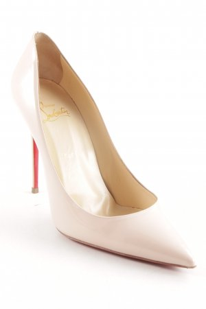 "Christian Louboutin Spitz-Pumps ""CHRISTIAN LOUBOUTIN Décolleté 554 100 Pumps"""