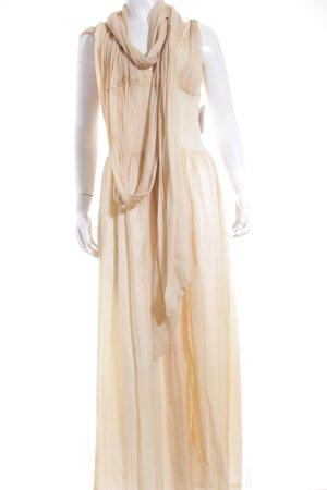 Christiane C. Wegner Abendkleid creme-nude Elegant