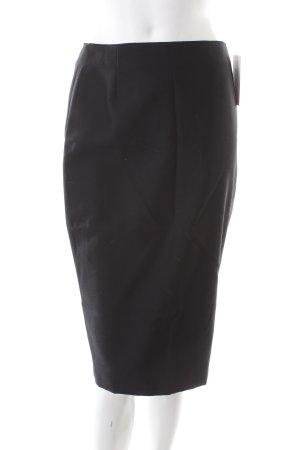 Christina Duxa Bleistiftrock schwarz schlichter Stil