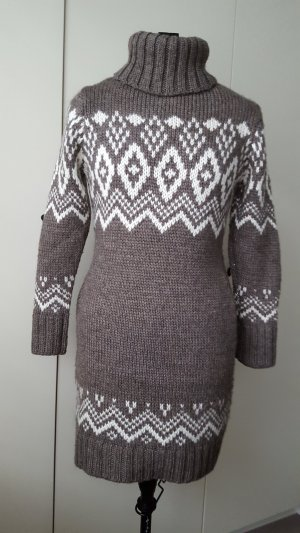 Christmas alpaca wool dress from Esprit, size S