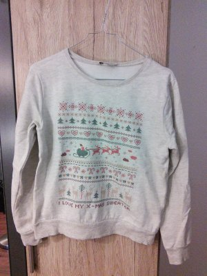 Christmas Sweater von Clockhouse