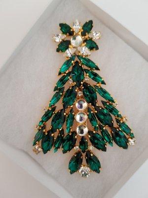 Christmas Tree VINTAGE Brosche