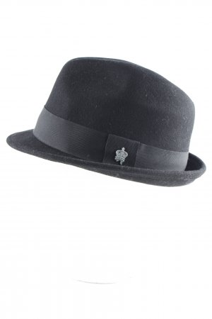 Christys' London Chapeau melon noir style anglais