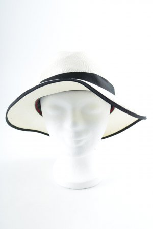 Christys' London Cappello da safari giallo chiaro-nero stile country