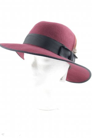 "Christys' London Cappello di lana ""100% Wool Felt Hand Made in England"""