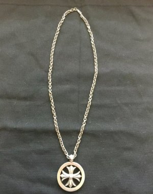 Chrome Hearts Schakelketting zilver