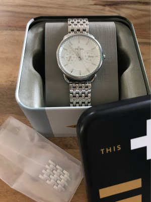 Fossil Analog Watch silver-colored