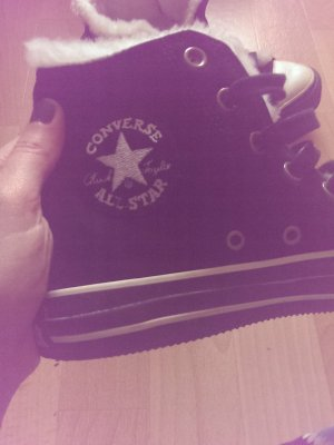 Chuck Converse mit Fell