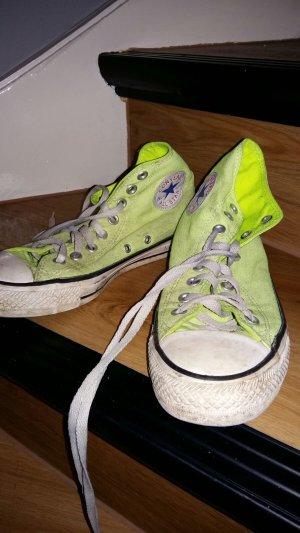 Chuck Tailor Comverse neon Gelb