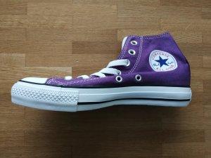 Converse Chaussures violet