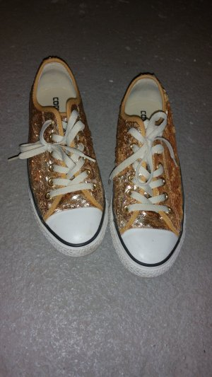 Converse Zapatillas color oro