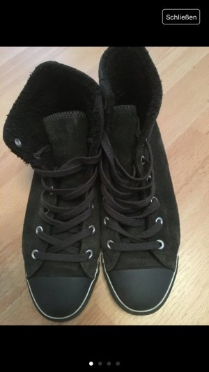 Chucks Converse grau schwarz light