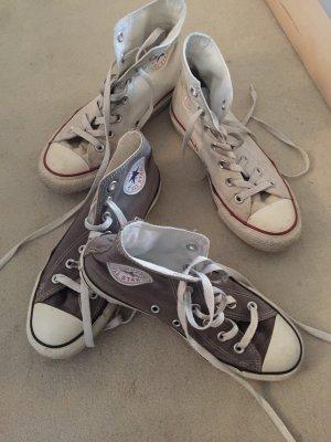 Chucks Converse in grau oder weiß