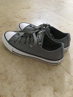 Chucks Converse in grau strukturiert in 36!