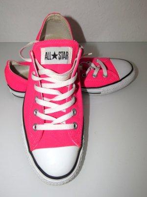 Chucks Converse Low Sneaker Gr. 40 Turnschuhe Pink