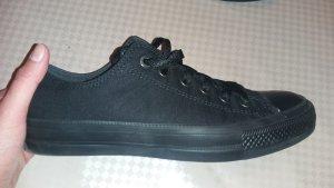 Chucks / Converse with lunarlon Größe 39,50 / 40 black / schwarz