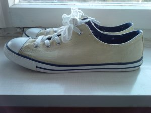 Chucks dainty All Star Converse beige Gr. 41