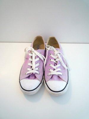 CHUCKS fliederfarbene Sneaker von *Converse*, klassisch