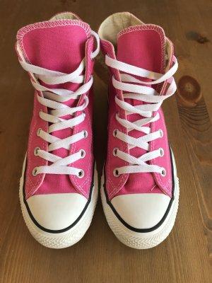 Chucks High pink