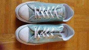 Converse Zapatilla brogue azul claro-menta