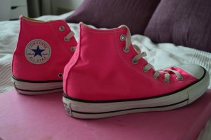 Chucks (neon pink), Converse Originals