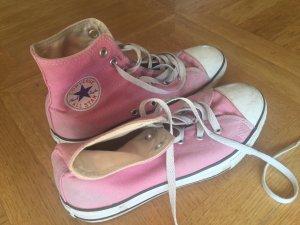Chucks Sneaker Größe 36 in rosa