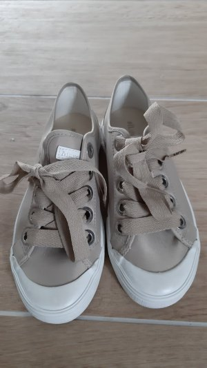 Marc O'Polo Mocassins wit-beige