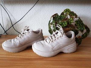 Venice Heel Sneakers natural white