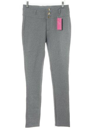 Ci Sono By Cavalini Pantalon de jogging gris clair style décontracté