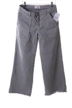 Cimarron 7/8 Jeans graugrün Casual-Look