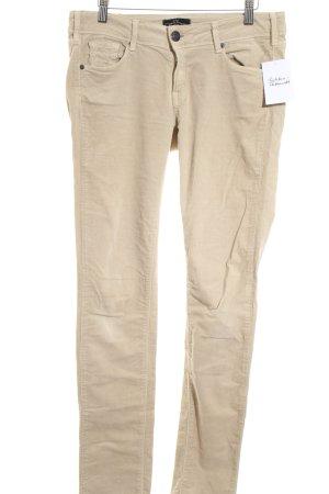 Cimarron Cordhose beige Casual-Look